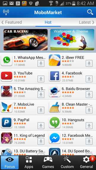 7 Tempat Download Aplikasi Selain Google Play Store - Portal Game Indonesia