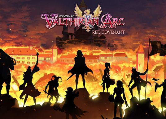 Valthirian Arc: Red Covenant
