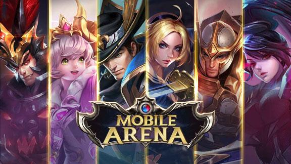 Mobile Arena - Perbedaan Mobile Arena dengan Mobile Legends