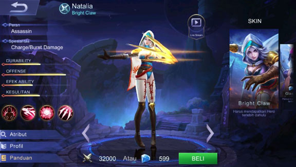 7 Hero Terkuat di Mobile Legends - Portal Berita Game Indonesia