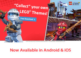 Game LEGO Quest & Collect Hadir di Indonesia!
