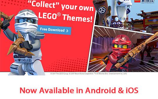Game LEGO Quest & Collect Hadir di Indonesia!