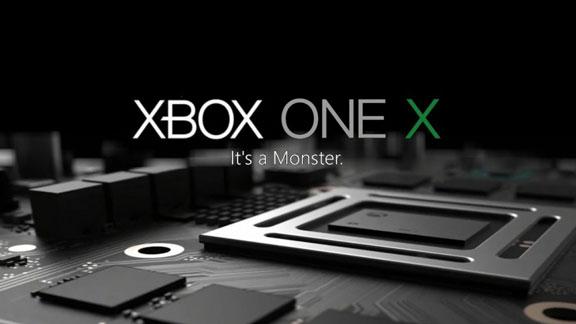 XBox One X, Konsol Terbaru XBox